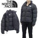 ザノースフェイス THE NORTH FACE ヌプシ ダウンジャケット NF0A3C8D 1996 RTRO NUPTSE JKT-JK3 TNF BLACK