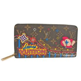 ≪新品≫ルイヴィトン モノグラム ヴィヴィエンヌ ジッピーウォレット M69750 長財布 LOUIS VUITTON MONOGRAM 2020年ホリデーシーズン限定 ヴィトン ジッピー