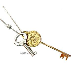 ≪新品≫LOUIS VUITTON ルイヴィトン ネックレス コリエ・LVキー  MP2842 ゴールド LV ビトン ヴィトン 鍵 key 箱 ラッピング