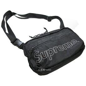 【キャッシュレス5%還元対象】≪新品≫ 18FW 1week Supreme シュプリーム Shoulder Bag Dimension-Polyant 黒 ショルダーバッグ