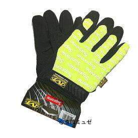 ≪新品≫ 17SS Supreme / Mechanix Wear Original Work Gloves Yellow Ssize シュープリーム メカニックスウェア オリジナル ワーク グローブ 黄色 Sサイズ