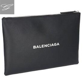 バレンシアガ/BALENCIAGA バッグ メンズ PAPIER クラッチバッグ NERO 2020年春夏 485112-DLQ0N-1000