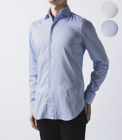 【2019AW SALE】バルバ/BARBA シャツ メンズ CULTO カッタウェイシャツ K1U13H-5975