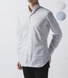 【2019AW SALE】バルバ/BARBA シャツ メンズ CULTO ボタンダウン コットンシャツ K1U56H-5970