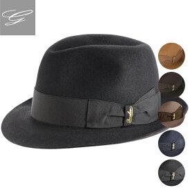 ボルサリーノ/BORSALINO 帽子 メンズ ALESSANDRIA アレッサンドリア ハット 2019年秋冬 390131-0131