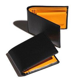 【5%OFFクーポン】エッティンガー/ETTINGER 財布 メンズ Bridle Hide 二つ折り財布 ブラック BH141JR-0001-0001 2020年秋冬