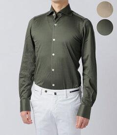 フィナモレ/FINAMORE シャツ メンズ TORONTO カッタウェイシャツ 2019年春夏 SIMONE-180019