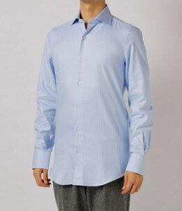 フィナモレ/FINAMORE シャツ メンズ MILANO カッタウェイシャツ ZANTE-840566