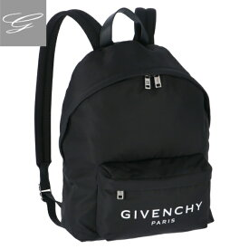 【20SS SALE】ジバンシー/GIVENCHY バッグ メンズ URBAN BACKPACK バックパック/リュック BLACK/WHITE BK500JK-0AK-004【ロゴアイテム】