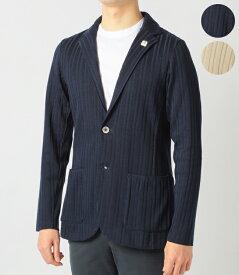 【2019AW SALE】ラルディーニ/LARDINI ジャケット メンズ ニットジャケット EGLJM56-52002