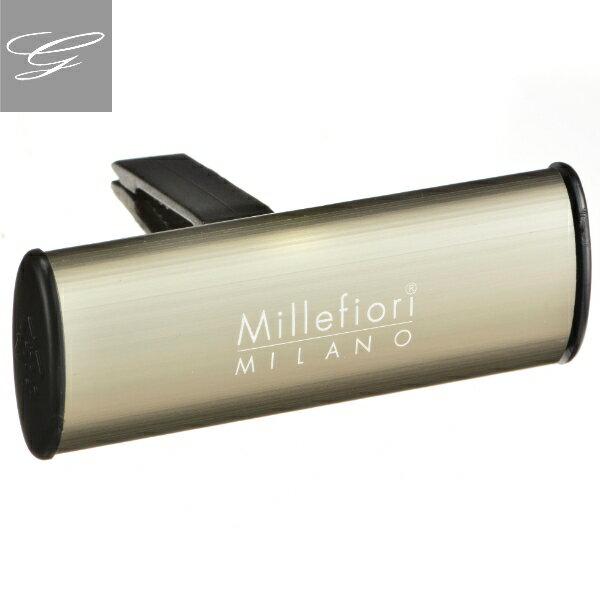 ミッレフィオーリ/MILLEFIORI ディフューザー ICON METALLO カーエアーフレッシュナー 16CAR53