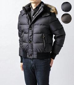 ムーレー/MOORER ジャケット メンズ ダウンジャケット N-2B型 2020年秋冬新作 DAZZI-WK2