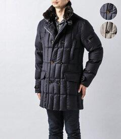 ムーレー/MOORER ジャケット メンズ ダウンジャケット 2019年秋冬新作 MORRIS-L1 モーリス カシミヤ