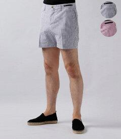 ピーティーゼロウーノ/PT01 パンツ メンズ BERMUDA ショートパンツ 2019年春夏 CBBSKS-SM02