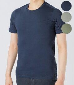 ザノーネ/ZANONE Tシャツ メンズ クルーネックTシャツ 2019年春夏 812103-ZY387-Z1577