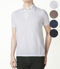 ザノーネ/ZANONE シャツ メンズ ガーメントダイ ポロシャツ 2020年春夏 812293-ZJ397