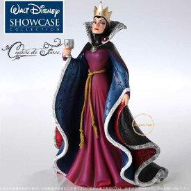 【10月限定2%オフクーポン】ディズニー ショーケース コレクション クチュール デ フォース 白雪姫のお妃 白雪姫 ディズニー 4031539 Evil Queen Figurine Couture de Force by Enesco Disney Showcase Couture de Force □