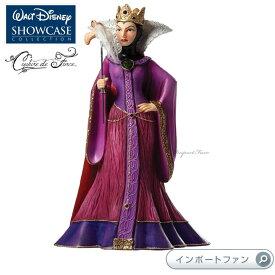 【10月限定2%オフクーポン】ディズニー ショーケース コレクション クチュール デ フォース 邪悪な王女 白雪姫 ディズニー 4046623 Disney Masquerade Snow White Evil Queen Couture de Force Figurine by Enesco Disney Showcase Couture de Force □