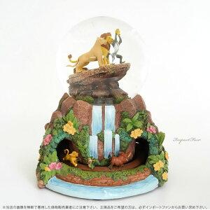 ディズニー ライオンキング シンバ ナラ ラフィキ プンバ ティモン ミュージカル グリッター グローブ Disney The Lion King Rotating Musical Glitter Globe スノードーム オルゴール クリスマス プレゼン