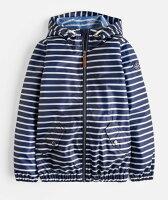 ジュールズキッズ子供用男の子ROWANレインコート防水ジャケットjoulesBoysWaterproofJacket雨具□