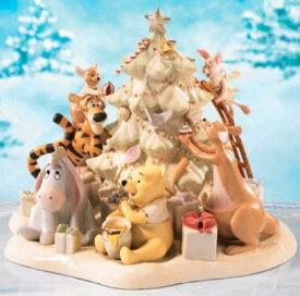 レノックス  LENOX くまのプーさん Pooh's Tree Trimming Party プーさん、ツリートリミングパーティー  6293187 クリスマスにも□
