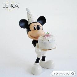 *レノックスLENOXミッキー&フレンズMickey'sHappyBirthdaytoYouお誕生日おめでとう6406912