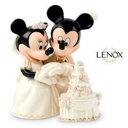 *レノックスLENOXミニー&ミッキー夢のウエディングDisneyMinnie'sDreamWedding◆ディズニーミッキーマウスミニーマウス