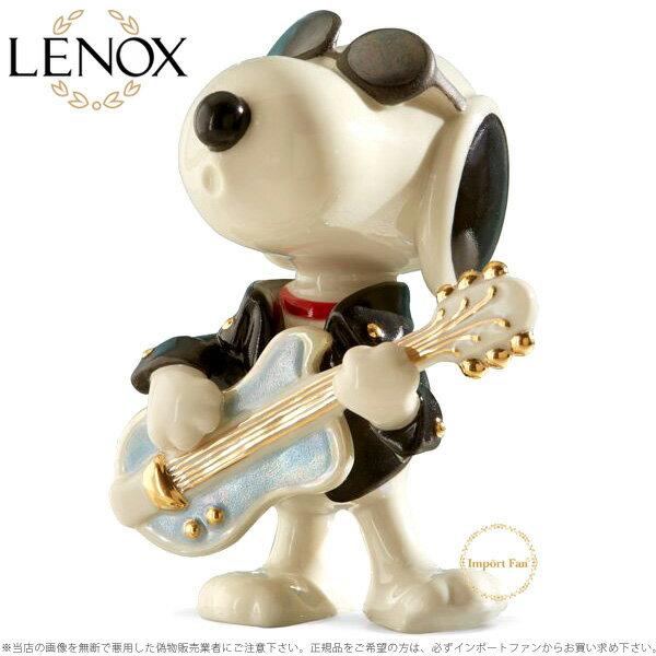 レノックス スヌーピー ロッキン lx851381a LENOX Rockin' Snoopy【あす楽対応】□