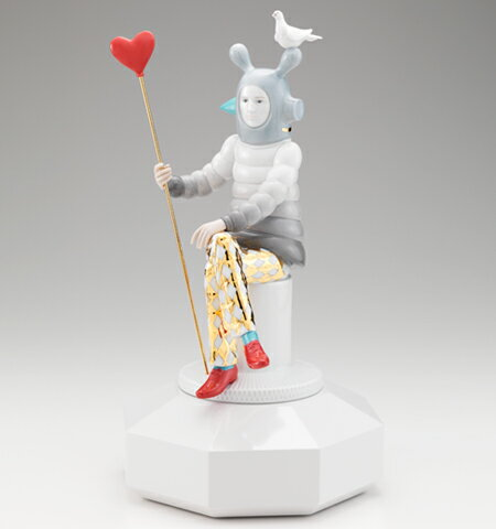 *リヤドロ The Lover 2 LLADRO 01007253 □