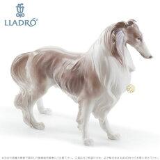 リヤドロシェットランド・シープドッグ犬8326LLADROSHETLANDSHEEPDOG□