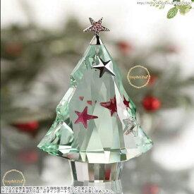 スワロフスキー クリスマスツリー 5003401  Swarovski Christmas Tree, Chrysolite□