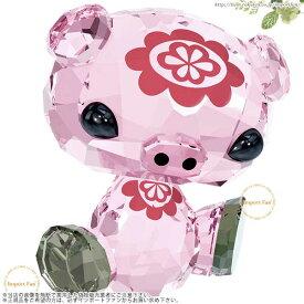 スワロフスキー ラブロッツ 十二支 イノシシ 猪豚 5004488 Swarovski Zodiac Bu Bu the Pig 亥年生まれのラッキーアイテム □ 即納