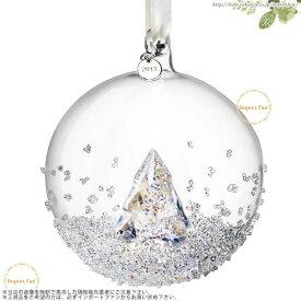 スワロフスキー クリスマスボール オーナメント2013年度限定品 5004498 Swarovski Christmas Ball Ornament□