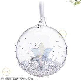 スワロフスキー クリスマスボール オーナメント2014年度限定品 5059023 Swarovski Christmas Ball Ornament□