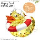 スワロフスキー Swarovski ハッピーダック サニーサム Happy Duck Sunny Sam 1041295 □