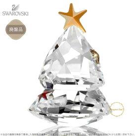 スワロフスキー 2010年度限定 ロッキング クリスマスツリー 1054563 Swarovski Rocking Christmas Tree□