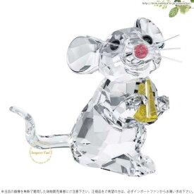スワロフスキー ネズミ 5004691 Swarovski Mouse □