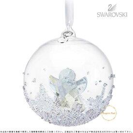 スワロフスキー クリスマスボール オーナメント 2015年度限定生産品 5135821 Swarovski Christmas Ball Ornament Annual Edition 2015□