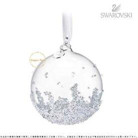 スワロフスキー クリスマスボール オーナメント S  5135841 Swarovski Christmas Ball Ornament, small□