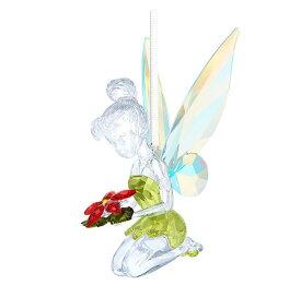 スワロフスキー ティンカーベル クリスマス オーナメント ディズニー 5135893 Swarovski Tinker Bell Christmas Ornament□