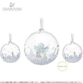 スワロフスキー 2015年 クリスマスボール オーナメントセット 5136414 Swarovski Christmas Ball Ornament Set 2015□