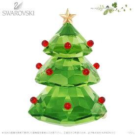 スワロフスキー クリスマスツリー グリーン 5223606 Swarovski□