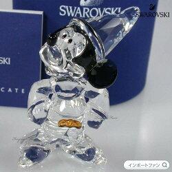 スワロフスキー2009年限定ディズニーソーサラーミッキーファンタジア魔法使いの弟子955427Swarovski楽ギフ_包装□