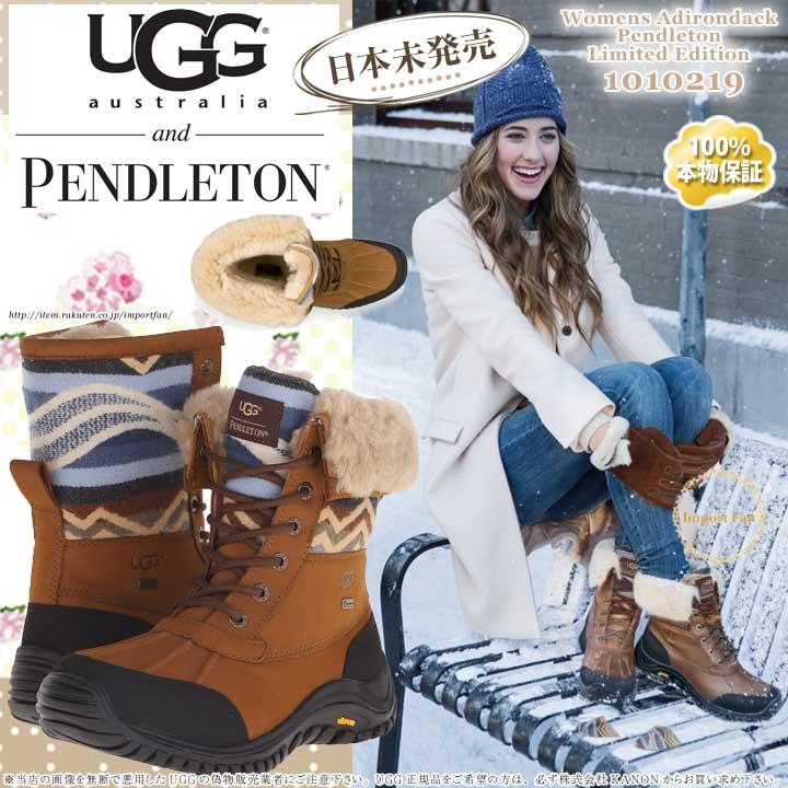 アグ アディロンダック ペンドルトン ブーツ 1010219 UGG Adirondack Pendleton □