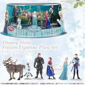 ディズニーストア海外正規品 アナと雪の女王 フィギュア プレイセット 6点 Disney ディズニー コレクションに 【ポイント最大43.5倍!お買い物マラソン セール】