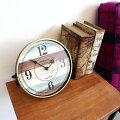 【20代女性】賃貸OK!結婚祝いに贈るおしゃれな大きめ置時計は?