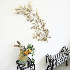 アイアン壁飾り ウォールデコレーション ゴールド アンティーク調