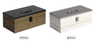 【収納ボックス】ウッドツールボックス工具箱工具入れフタ付き天然木ウッドナチュラルヴィンテージレトロおしゃれ小物入れコスメ収納イノセントクラフトワークスWoodToolBoxINNOCENTCraftworks