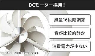 シーリングファンライトおしゃれ薄型12畳調光調色DCモーターLuminousルミナスLED軽量天井扇風機サーキュレータードウシシャリモコン照明静音タイマー木目ドウシシャシーリングサーキュレーターDCC-12CMLW