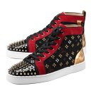 62d1f309c3d6 3180087 クリスチャンルブタン Christian Louboutin shoes men CMA3 sneakers higher  frequency elimination LOU SPIKES ORLATO FLAT ルースパイクスオルラート ...